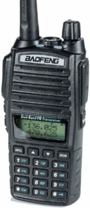 This is an image of BaoFeng UV-82HP black