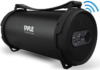 This is an image of portable speaker by pyle in black color