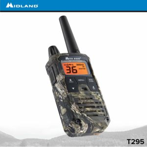 This is an image of Midland X TALKER T295, CAMO