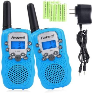 This is an image of Funkprofi Rechargeable Walkie Talkies