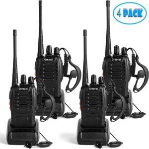 This is an image of Greaval Rechargeable Walkie Talkies
