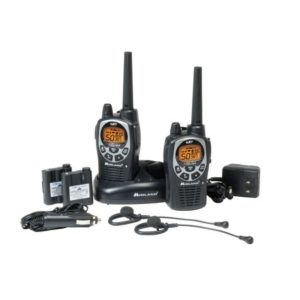 This is an image of Midland Gxt1000vp4 50-Channel walkie talkie