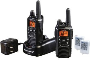 This is an image of Midland - LXT600VP3 two-way radio