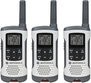 This is an image of Motorola T260TP Talkabout Radio