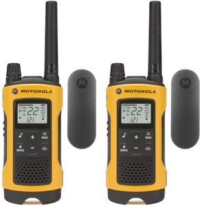 This is an image of Motorola Talkabout T402 Two-Way Radio