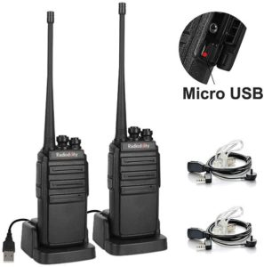 This is an image of  Radioddity GA-2S Long Range Walkie Talkies