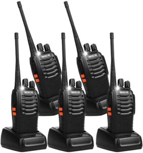 This is an image of Retevis H-777 Two-Way Radio