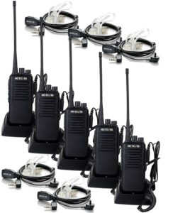 This is an image of Retevis RT1 Two Way Radio