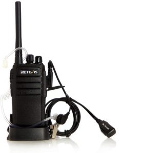 This is an image of Retevis RT21 two-way radios