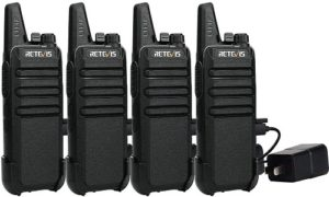 This is an image of Retevis RT22 Walkie Talkies for Adults