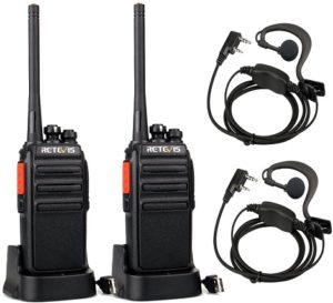 This is an image of Retevis RT24 Walkie Talkie