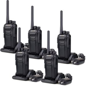 This is an image of Retevis RT27 Rechargeable Walkie Talkies