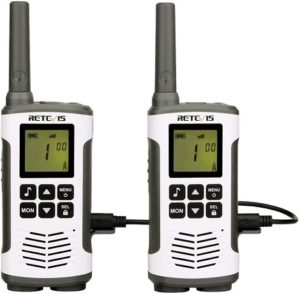 This is an image of Retevis RT45 Walkie Talkie