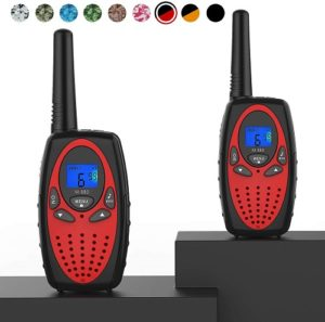 This is an image of Topsung  M880 FRS walkie talkie