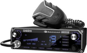 This is an image of Uniden BEARCAT 980 CB Radio