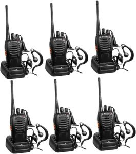 Thi is an image of  Arcshell 6 pack walkie talkie