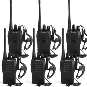 This is an image of Greaval Long Range Walkie Talkies