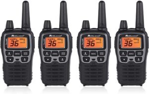 This is an image of Midland T71VP3 36 Channel walkie talkie