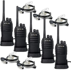 This is an image of Retevis RT21 Walkie Talkie