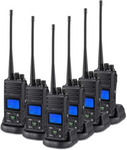 This is an image of SAMCOM 5 Watts Two Way Radio